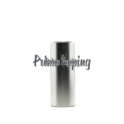 Aluminum Smooth Drip Shield  - Silver