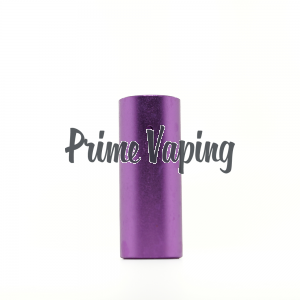 Aluminum Smooth Drip Shield  - Purple