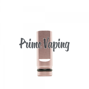 Aluminum Flat Tip - Light Pink