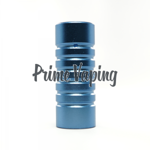 Aluminum Helix Drip Shield  - Blue