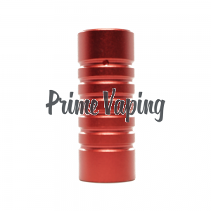 Aluminum Helix Drip Shield  - Red