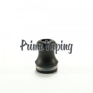 Aluminum Shorty Tip - Black