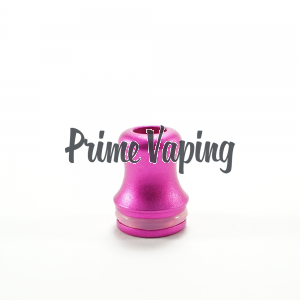 Aluminum Shorty Tip - Hot Pink