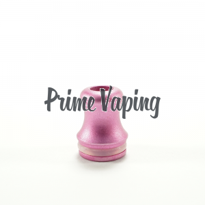 Aluminum Shorty Tip - Pink