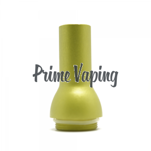 T2 Tank Aluminum Bubbly Drip Tip - Lime Green